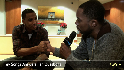Trey Songz Answers Fan Questions