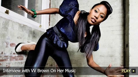 Interview With VV Brown