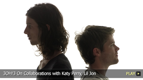 3OH!3 On Collaborations with Katy Perry, Lil Jon