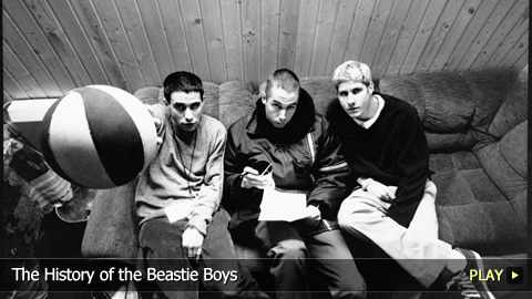 The History of the Beastie Boys
