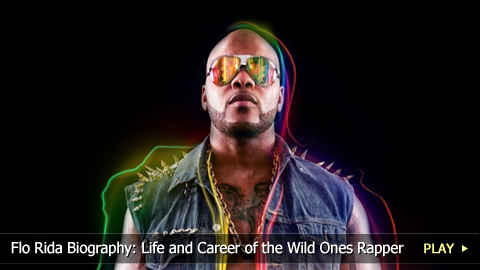 Flo Rida Biography: Life and Career of the Wild Ones Rapper