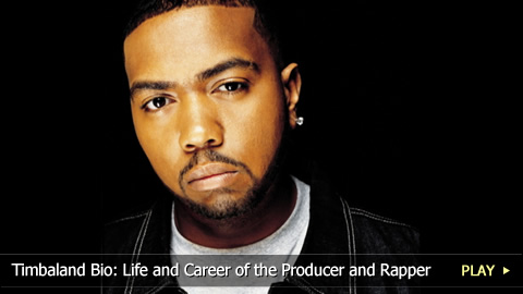 Timbaland Bio: Life and Career of the Producer and Rapper