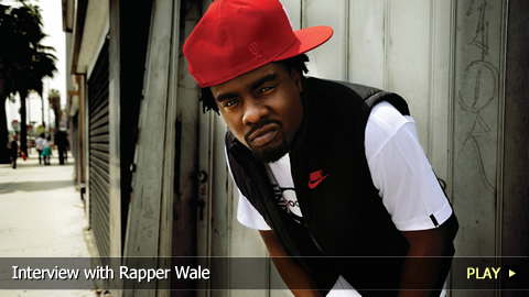 Interview with Rapper Wale