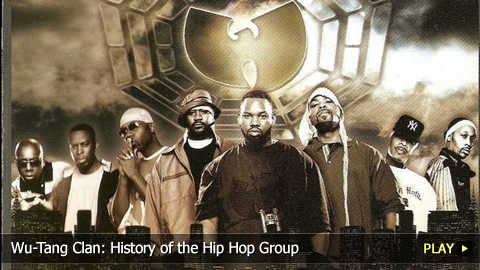Wu-Tang Clan: History of the Hip Hop Group