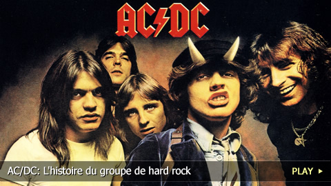 AC/DC: L'histoire du groupe de hard rock