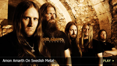Amon Amarth On Swedish Metal