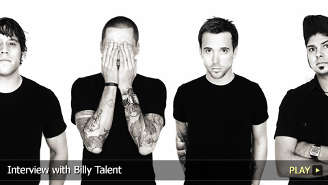 Interview with Billy Talent