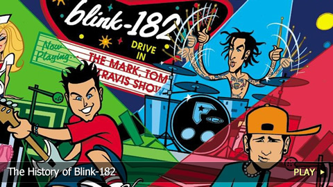 The History of Blink-182