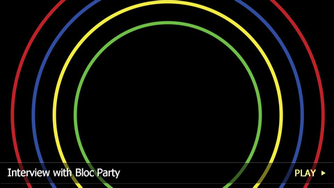 Interview with Bloc Party