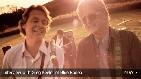 Interview With Greg Keelor of Blue Rodeo