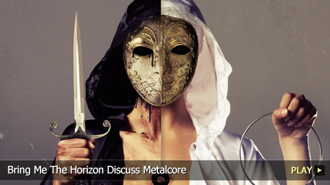 Bring Me The Horizon Discuss Metalcore