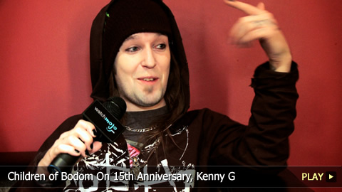 Children of Bodom On 15th Anniversary, Kenny G