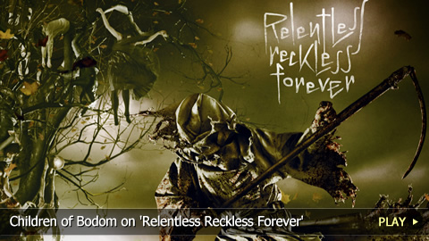 Children of Bodom on 'Relentless Reckless Forever'