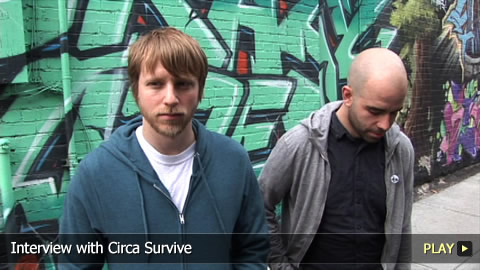 Interview With Circa Survive