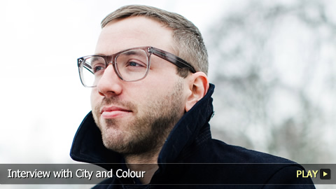Interview with City and Colour