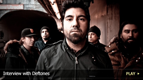 Interview with Deftones