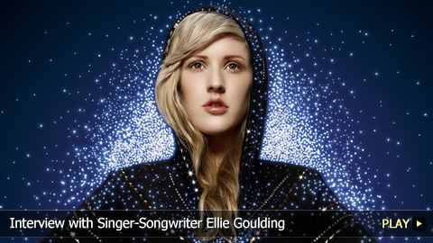 Interview with Singer-Songwriter Ellie Goulding