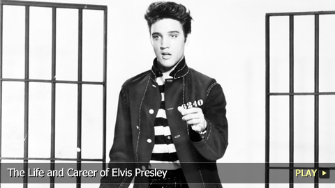 The Life and Career of Elvis Presley