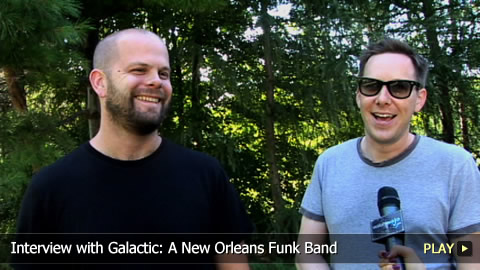 Interview With Galactic: A New Orleans Funk Band