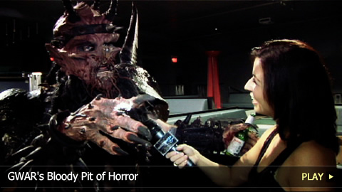 GWAR's Bloody Pit of Horror