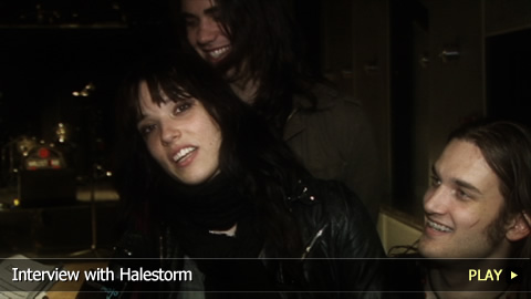 Interview With Halestorm