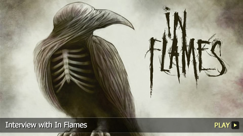 Interview with In Flames