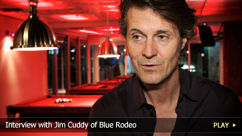 Interview with Jim Cuddy of Blue Rodeo