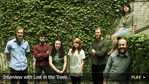 Interview with Lost in the Trees