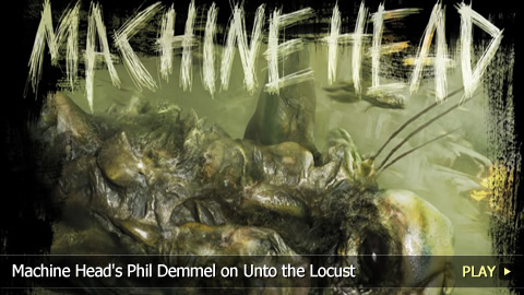 Interview with Machine Head's Phil Demmel About Unto the Locust