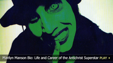 Marilyn Manson Biography: Life and Career of the Antichrist Superstar