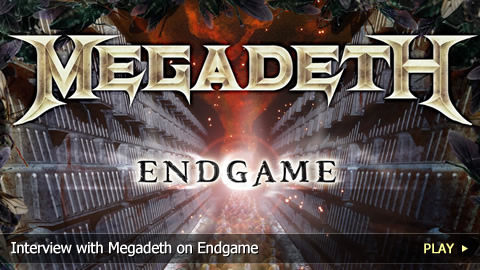 Interview With Megadeth on Endgame