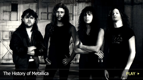 The History of Metallica