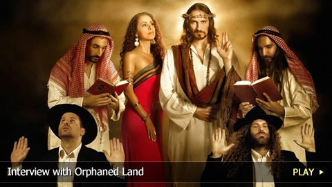 Interview With Orphaned Land