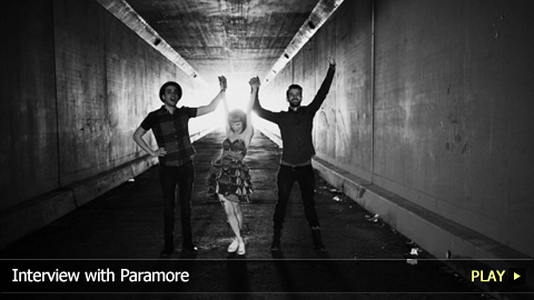 Interview with Paramore