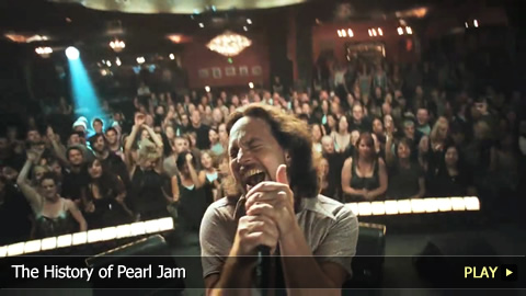 The History of Pearl Jam