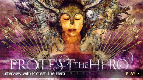 Interview With Rody From Protest the Hero