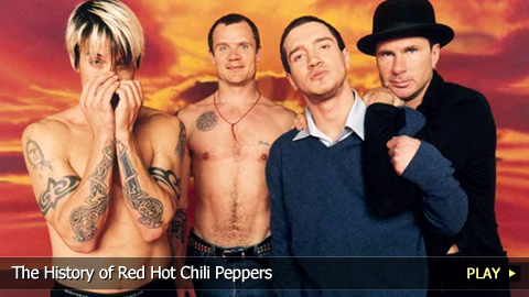 The History of Red Hot Chili Peppers