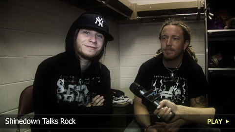 Shinedown Talks Rock
