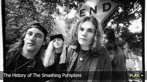 The History of The Smashing Pumpkins