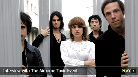 Interview with The Airborne Toxic Event