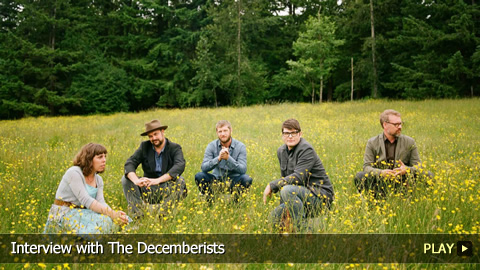 Interview with The Decemberists