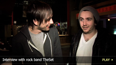 Interview With Rock Band TheSet