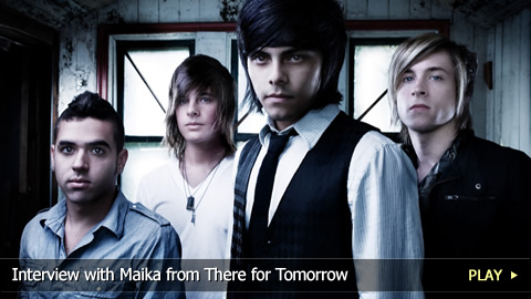 Interview with Maika from There for Tomorrow
