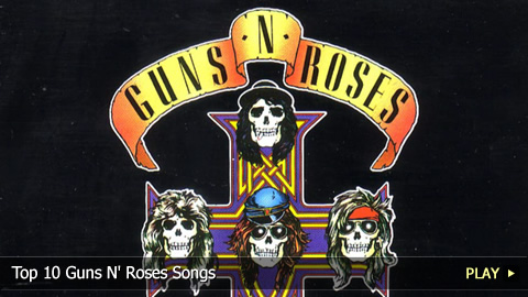 guns and roses best songs