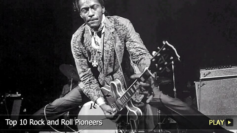 Top 10 Rock and Roll Pioneers