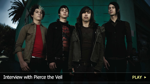 Interview With Pierce the Veil
