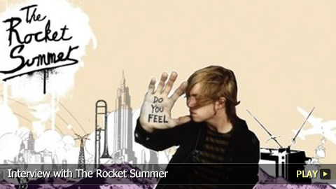 Interview With The Rocket Summer