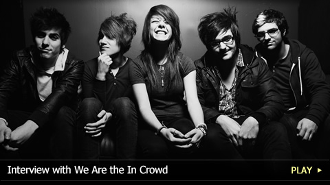 Interview with We Are the In Crowd