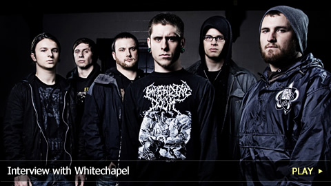 Interview with Whitechapel