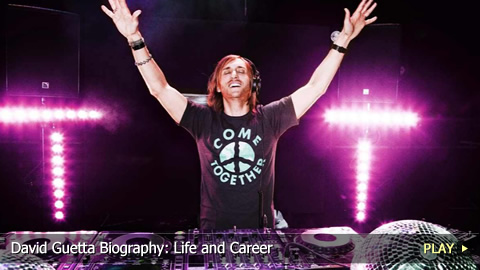 David Guetta Biography: Life and Career of the DJ and Producer